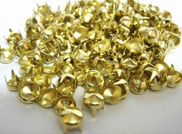 Spike Dourado para customização 250 peças
