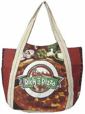 Bolsa Rock Rick Pizza