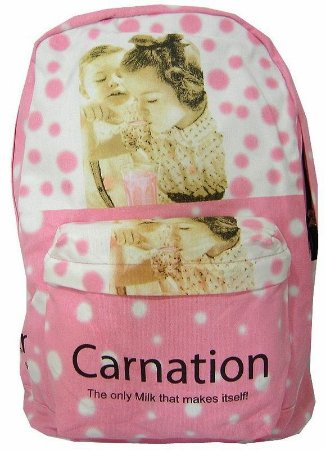 Mochila Rock Carnation