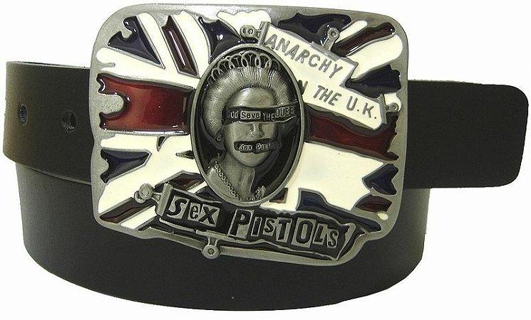 Cinto Punk Rock Sex Pistols Madstar