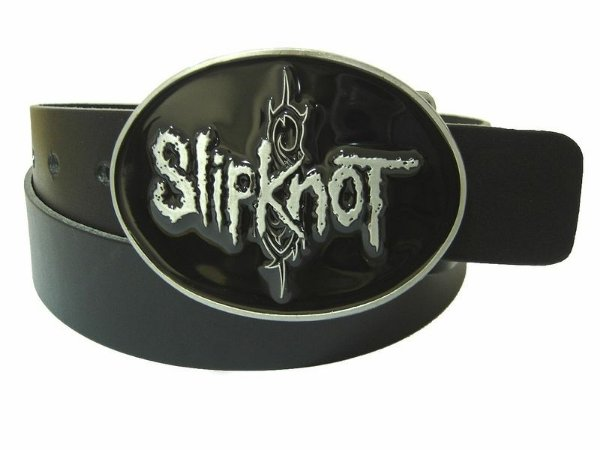 Cinto Slipknot Fivela Removível Madstar
