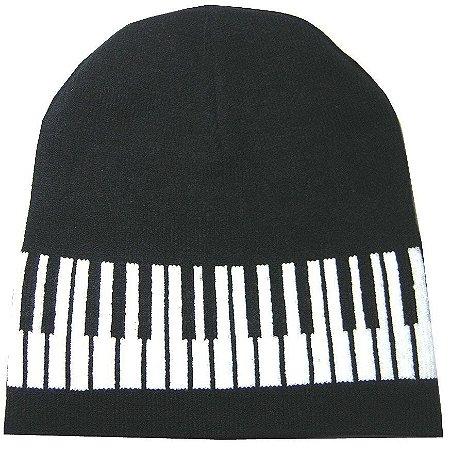 Touca Gorro  Piano