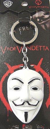 Chaveiro V de Vingança V for Vendetta