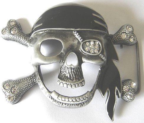 Fivela Avulsa Skull