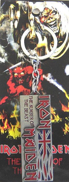 Chaveiro Iron Maiden