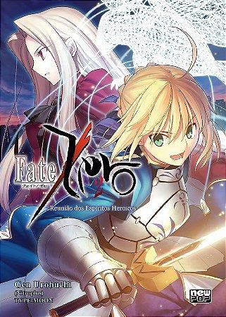 Fate/Zero - Livro 02