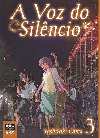A Voz do Silêncio (Edição Definitiva) - Volume 3 - c/ marcador exclusivo