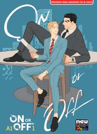 On or Off: Volume 01 (Full Color)