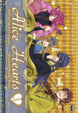 Alice Hearts Vol. 03
