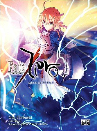 Fate/Zero: Livro 04