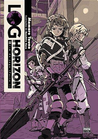 Log Horizon Livro 03