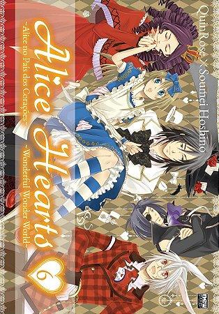 Alice Hearts - Volume 06