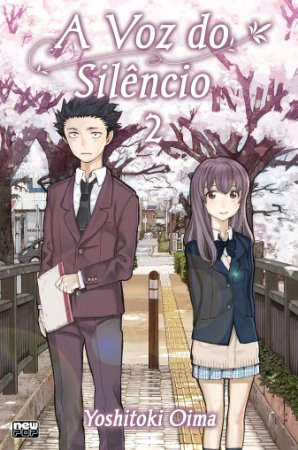 A Voz do Silêncio (Koe no Katachi) vol. 2