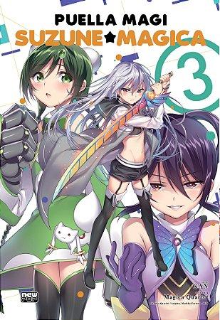 Suzune Magica - Volume 03