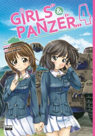 Girls and Panzer vol. 4