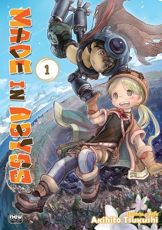 Made in Abyss vol. 01 (com Postal)
