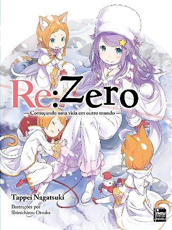 Re:Zero – Começando uma Vida em Outro Mundo Livro 06