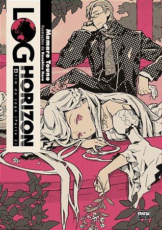 Log Horizon - Livro 04