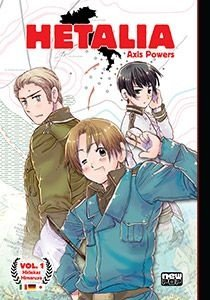 Hetalia Axis Power Vol. 01