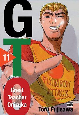 GTO - Volume 11 (Pré-Venda)