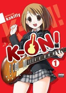 K-ON! - Volume 01