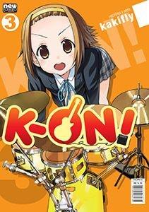 K-ON! - Volume 03
