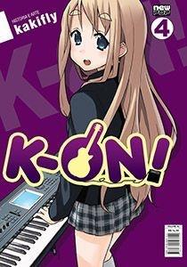 K-ON! - Volume 04