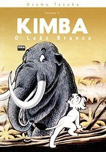 Kimba - O Leão Branco Vol. 02