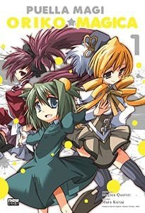 Oriko Magica Vol. 01