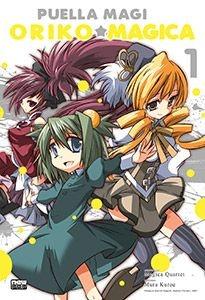 Oriko Magica - Volume 01