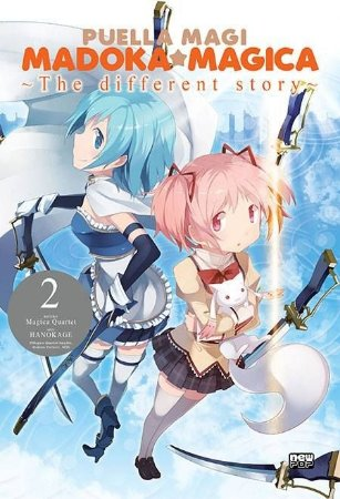 Madoka Magica – The Different Story Vol. 02