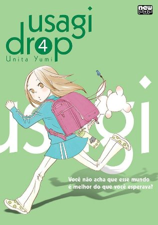 Usagi Drop - Volume 04