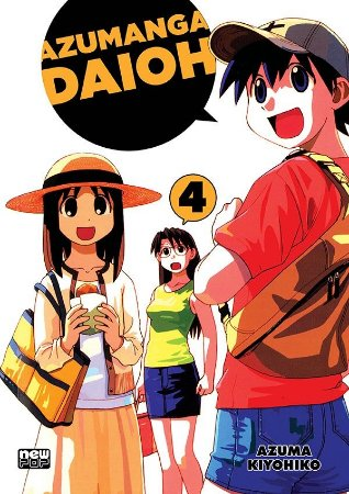 Azumanga Daioh - Volume 04