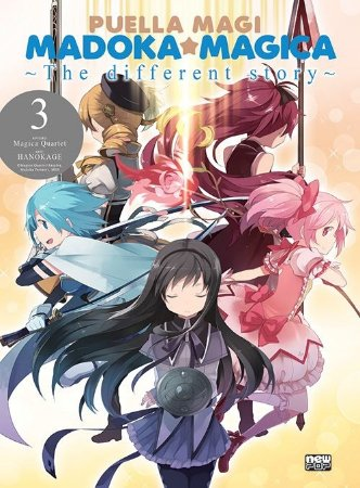 Madoka Magica: Different Story - Volume 03