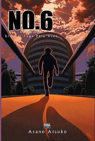 NO.6 Livro 01 - Fuga pela Vida