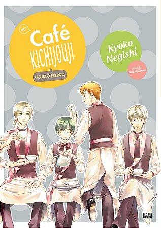 No Café Kichijouji - Volume 04 (Segundo Preparo)
