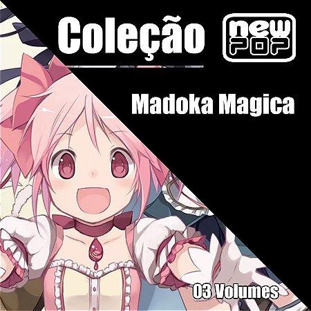 Coleção Madoka Magica