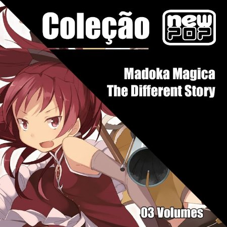 Coleção Madoka Magica: The Different Story