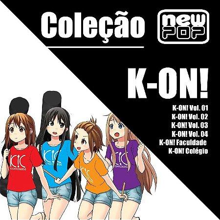 Coleção K-ON!
