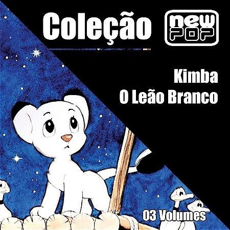 Coleção Kimba: O Leão Branco (Completo)