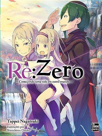 Re:Zero – Começando uma Vida em Outro Mundo Livro 14