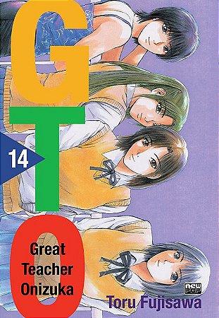 GTO - Volume 14