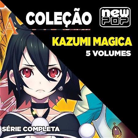 Coleção Kazumi Magica - Malícia Inocente (Completo)