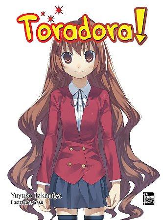 Toradora! - Livro 10  (Pré-Venda)