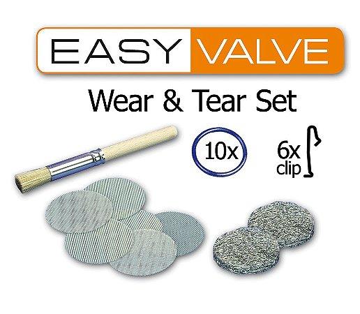 Conjunto de Reposição Wear&Tear - Easy Valve