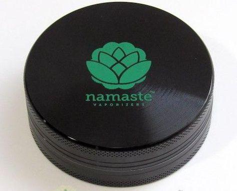 Dichavador 60mm Magnético 2 partes  preto - Namaste