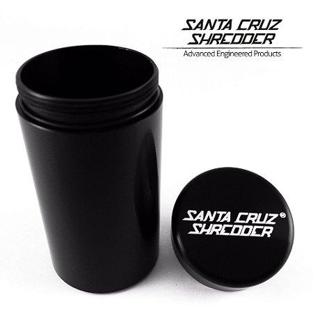 Latinha de Armazenamento Preta - Santa Cruz