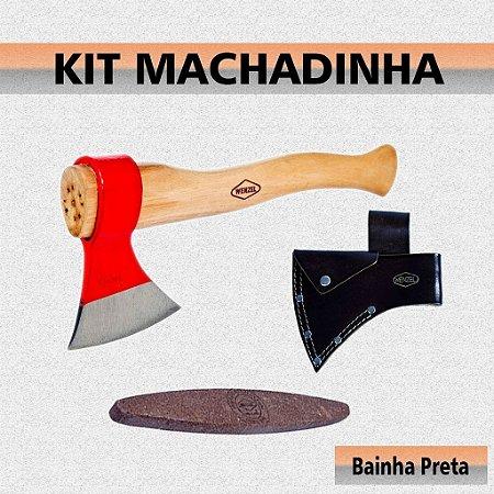 Kit Machadinha Wenzel com Bainha Preta