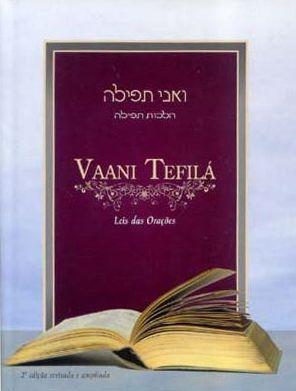 Vaani Tefilá: leis das orações