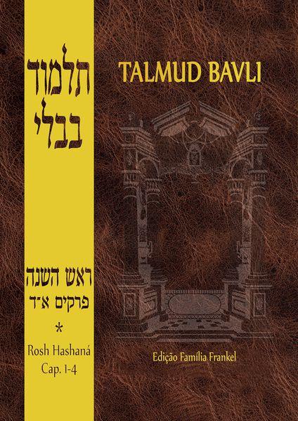 Talmud Bavli: Rosh Hashaná cap. 1-4